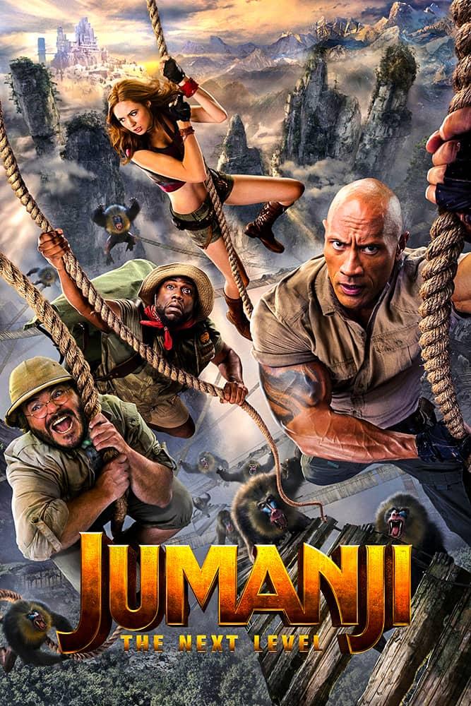 فيلم Jumanji: The Next Level 2019 مترجم