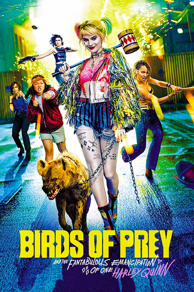 فيلم Birds of Prey 2020 مترجم