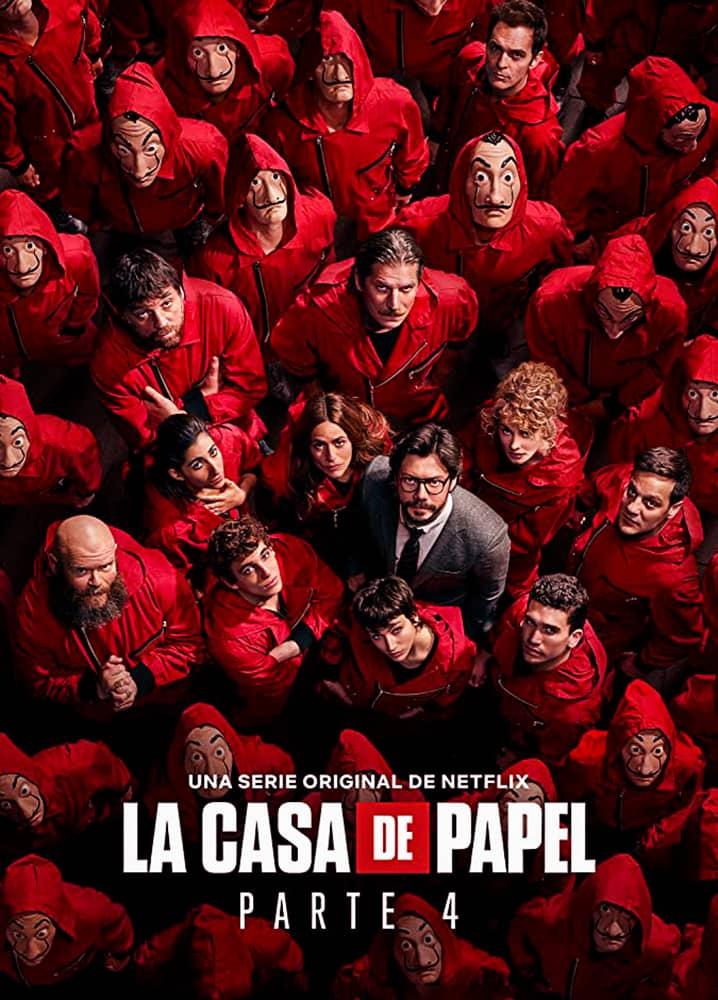 مسلسل La Casa de Papel الموسم الرابع مترجم