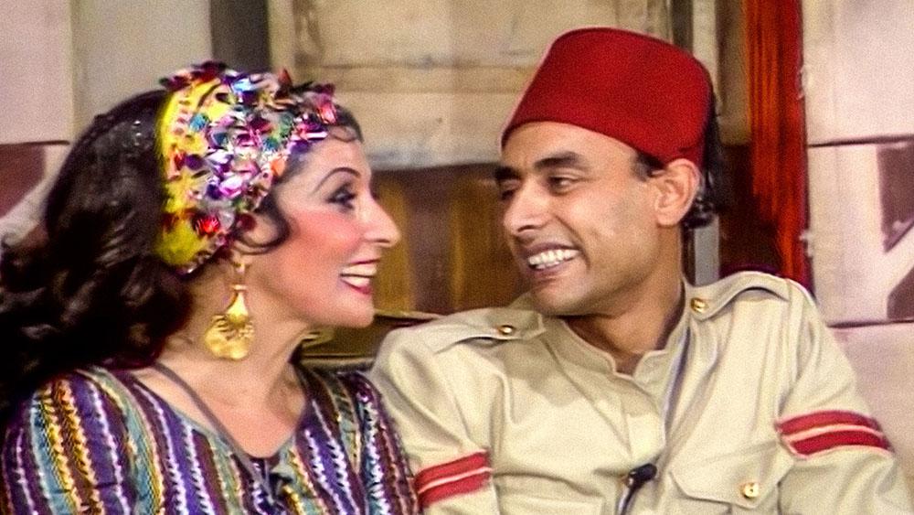 مسرحية ريا وسكينة 1982