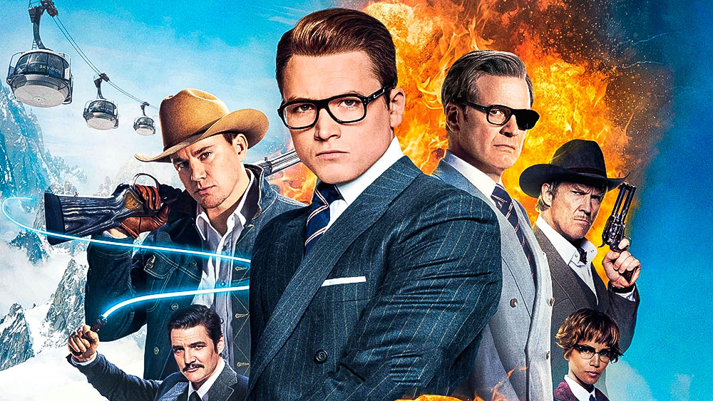 فيلم Kingsman : The Golden Circle 2017 مترجم