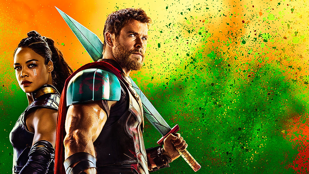 فيلم Thor : Ragnarok 2017 مترجم
