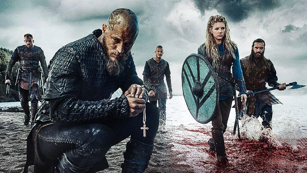 مسلسل Vikings ج1 مترجم