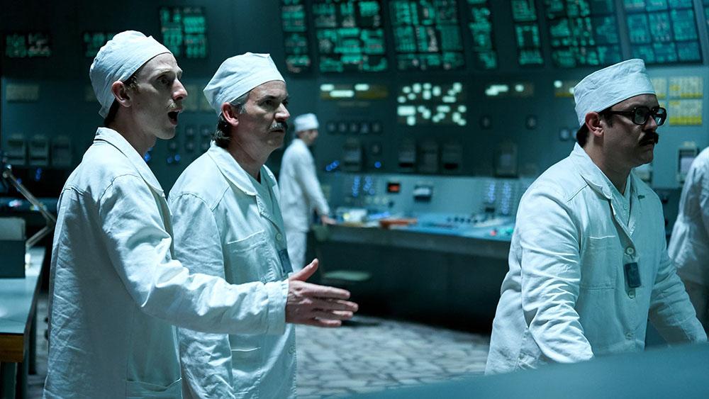 مسلسل Chernobyl ج1 مدبلج