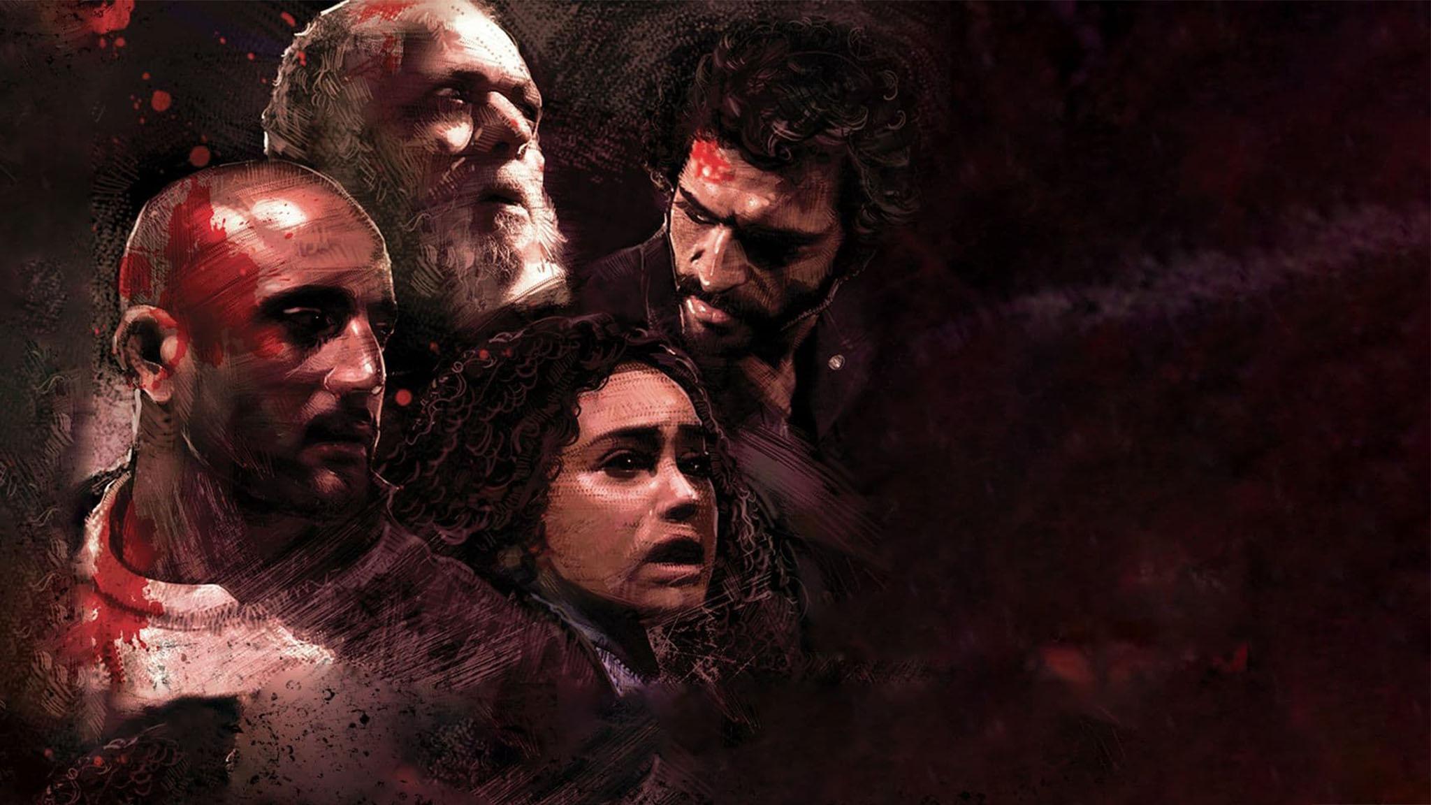 فيلم ابراهيم الابيض 2009