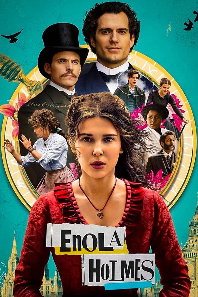 فيلم Enola Holmes 2020 مترجم