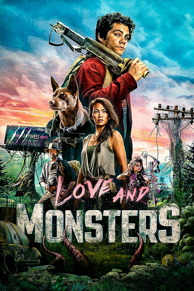 فيلم Love and Monsters 2020 مترجم