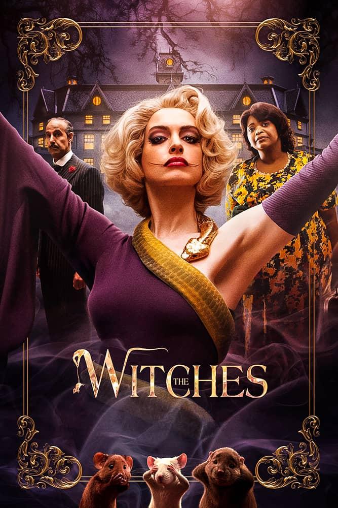 فيلم The Witches 2020 مترجم