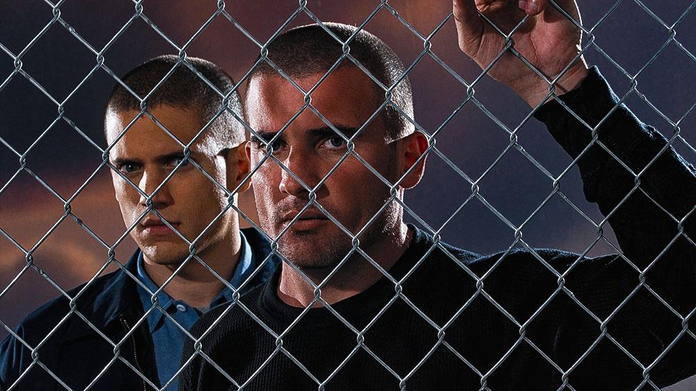 مسلسل Prison Break الموسم الاول مترجم
