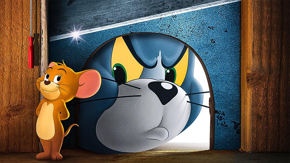 فيلم Tom and Jerry 2021 مترجم