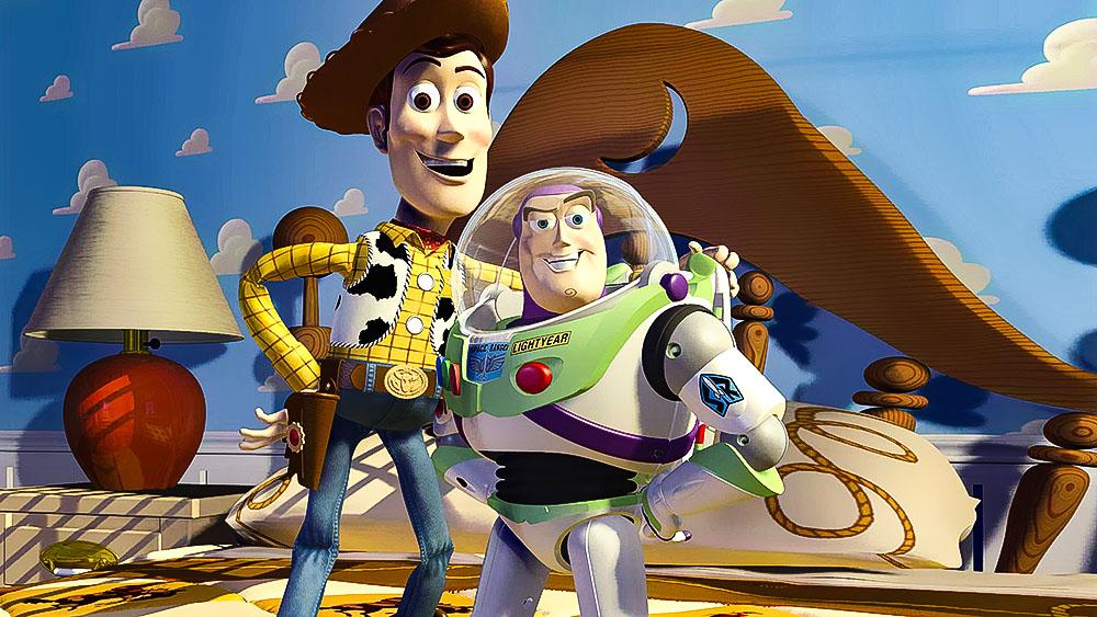 فيلم Toy Story 1995 مدبلج