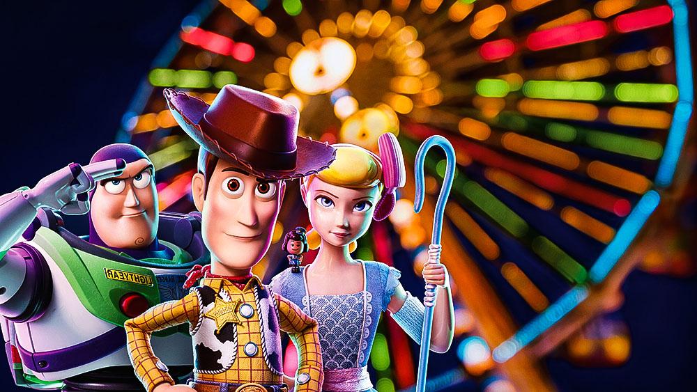 فيلم Toy Story 4 2019 مدبلج