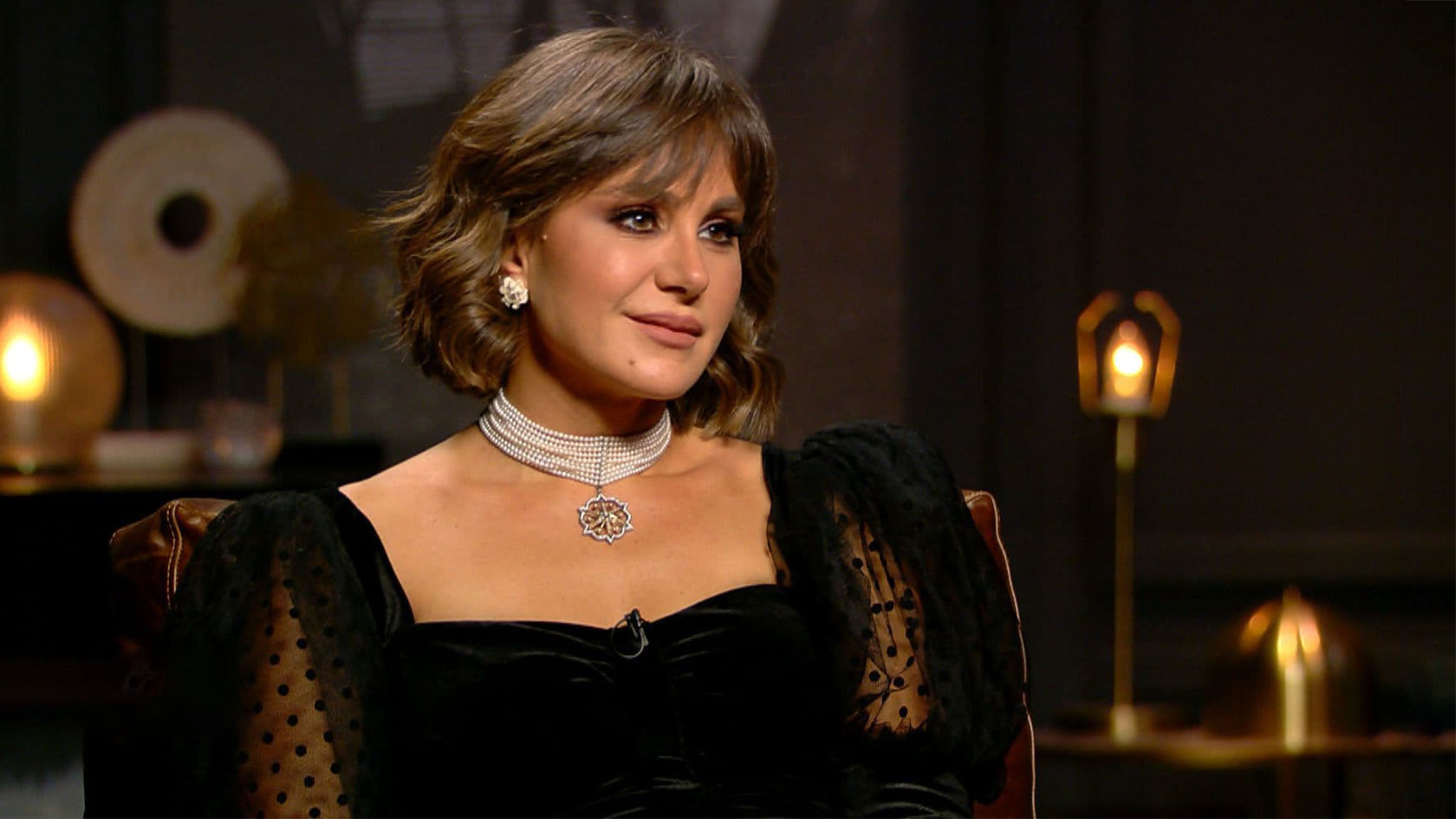 برنامج بصراحة مع حلقة حسن الرداد و ديما قندلفت