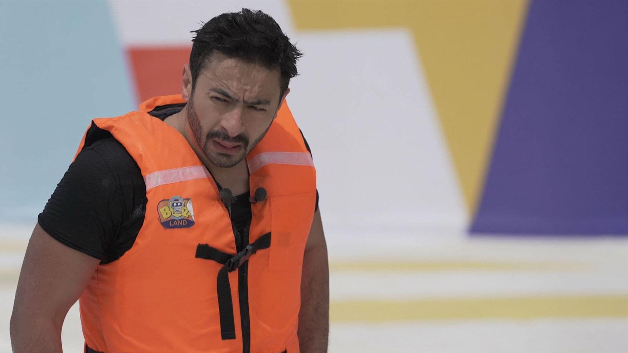 برنامج رامز عقله طار الحلقة 20 العشرون