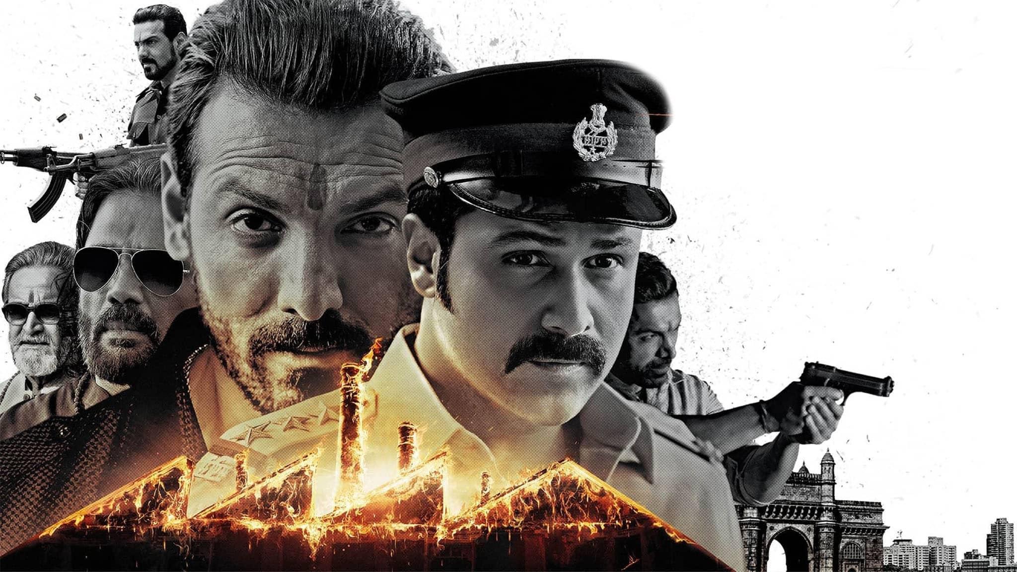فيلم Mumbai Saga 2021 مترجم