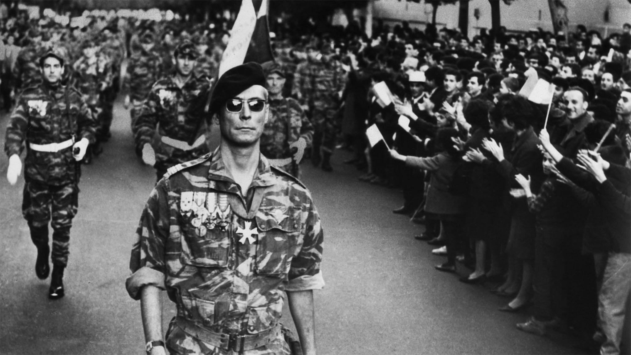 فيلم معركة الجزائر 1966