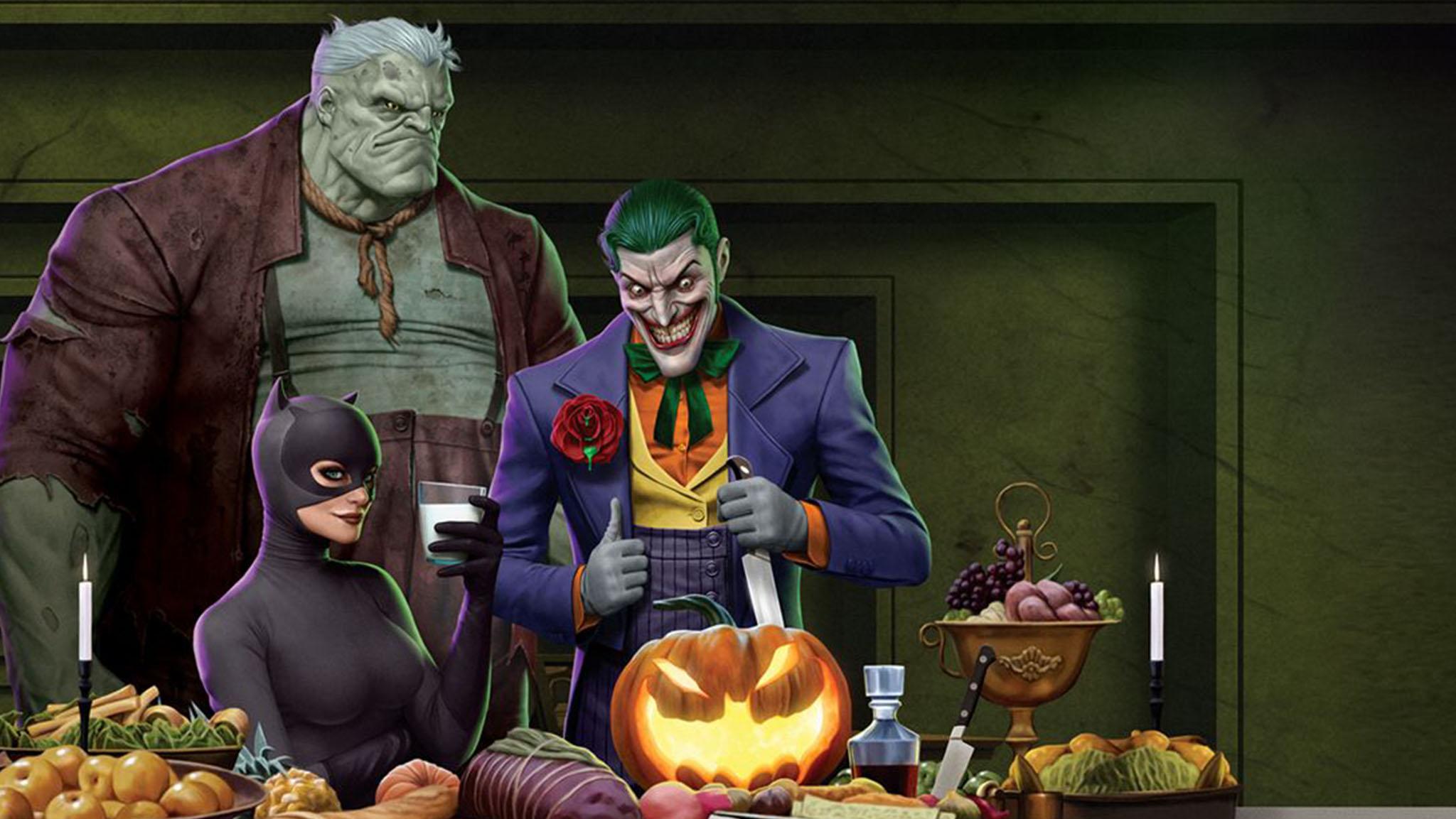 فيلم Batman: The Long Halloween, Part One 2021 مترجم