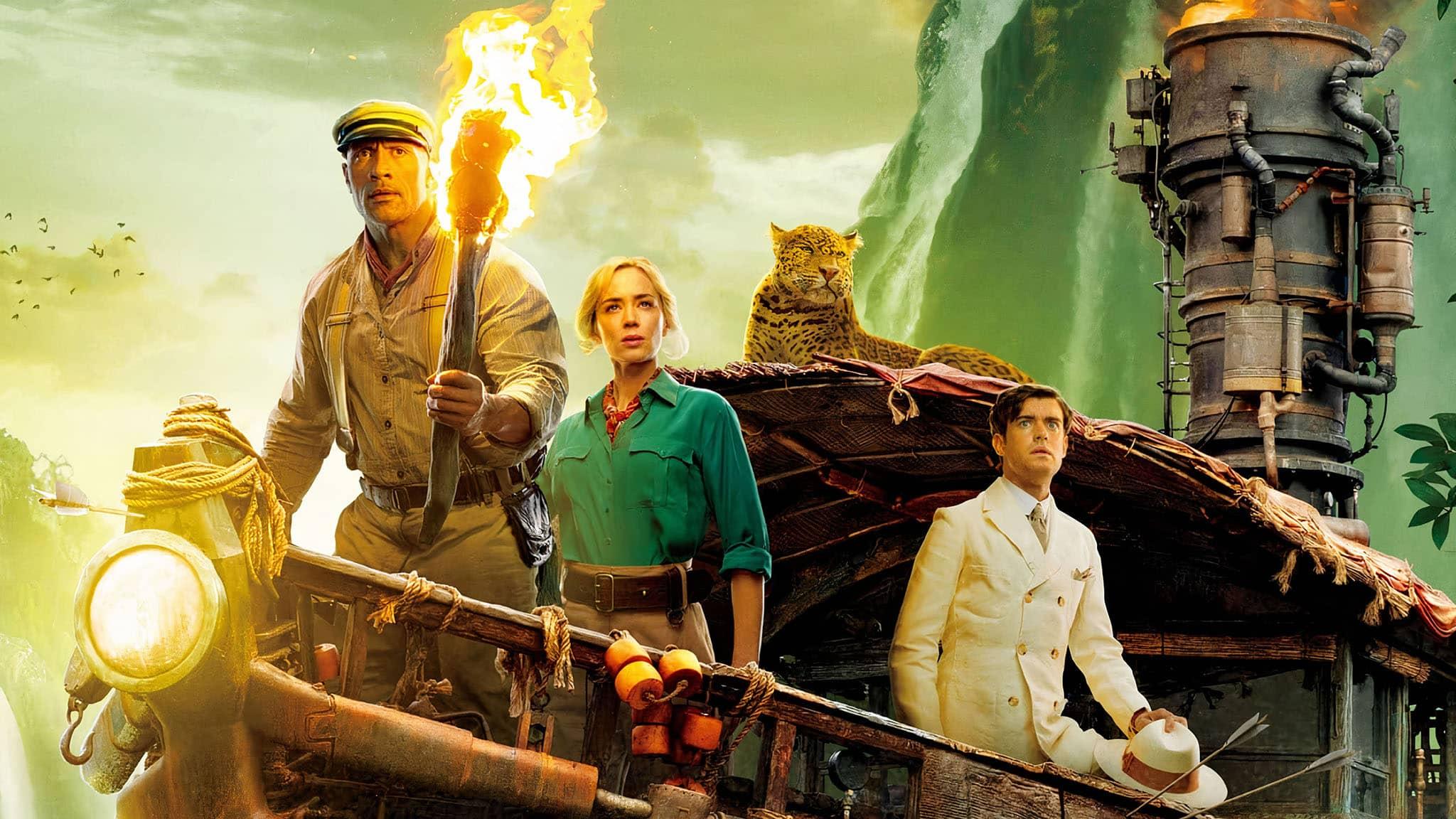 فيلم Jungle Cruise 2021 مترجم