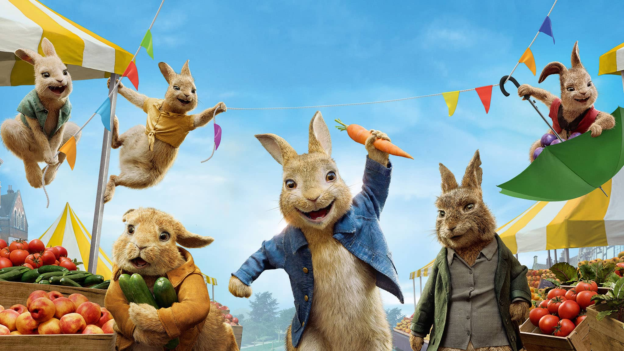فيلم Peter Rabbit 2: The Runaway 2021 مترجم