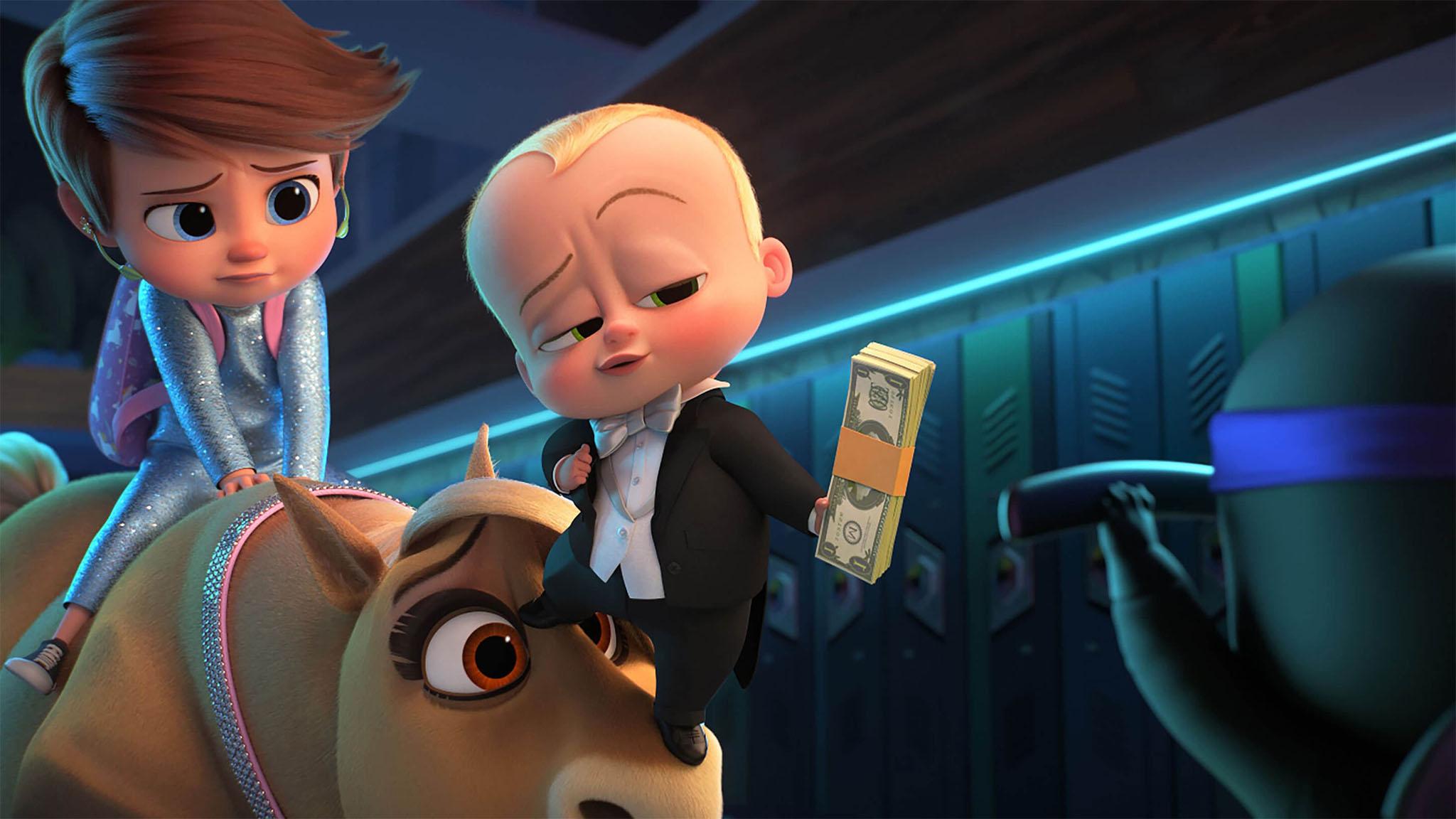 فيلم The Boss Baby: Family Business 2021 مترجم