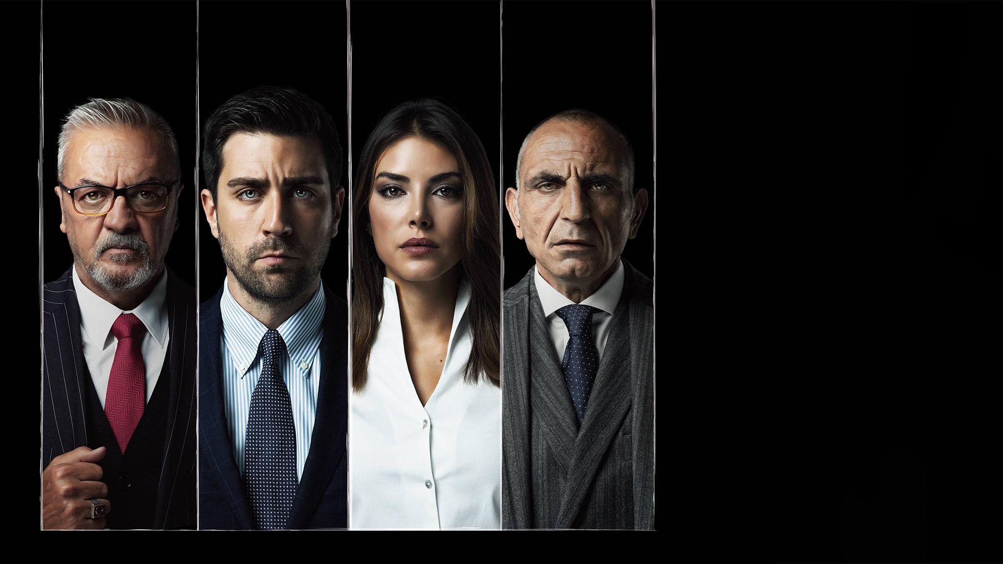 مسلسل المنظمة الموسم الثاني مترجم