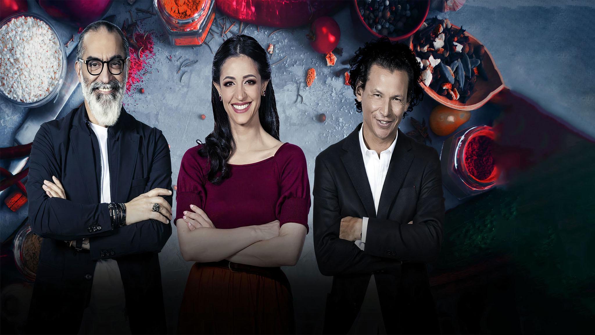 برنامج Top Chef الموسم الخامس الحلقة 1 الاولي