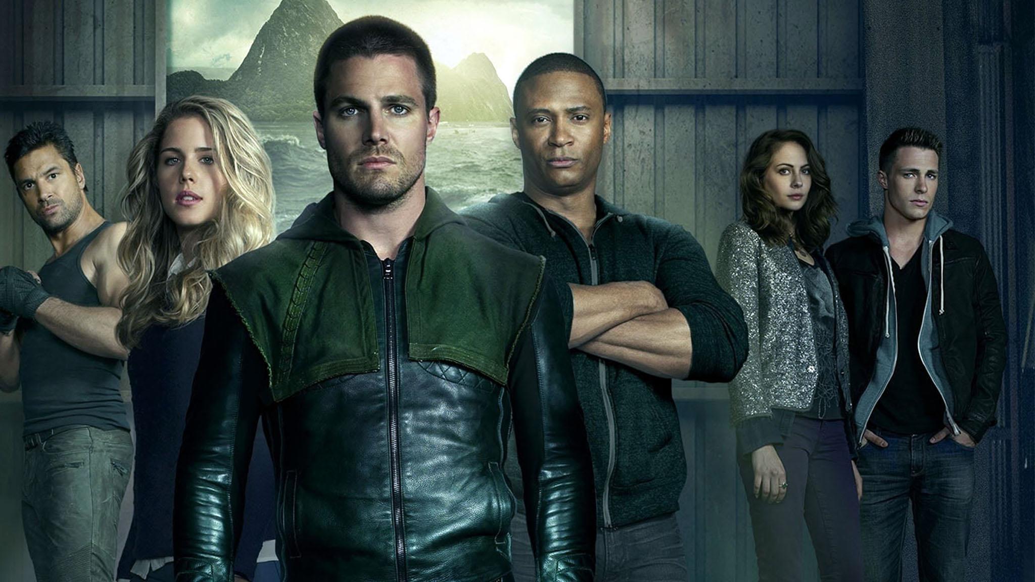 مسلسل Arrow الموسم الثامن مترجم