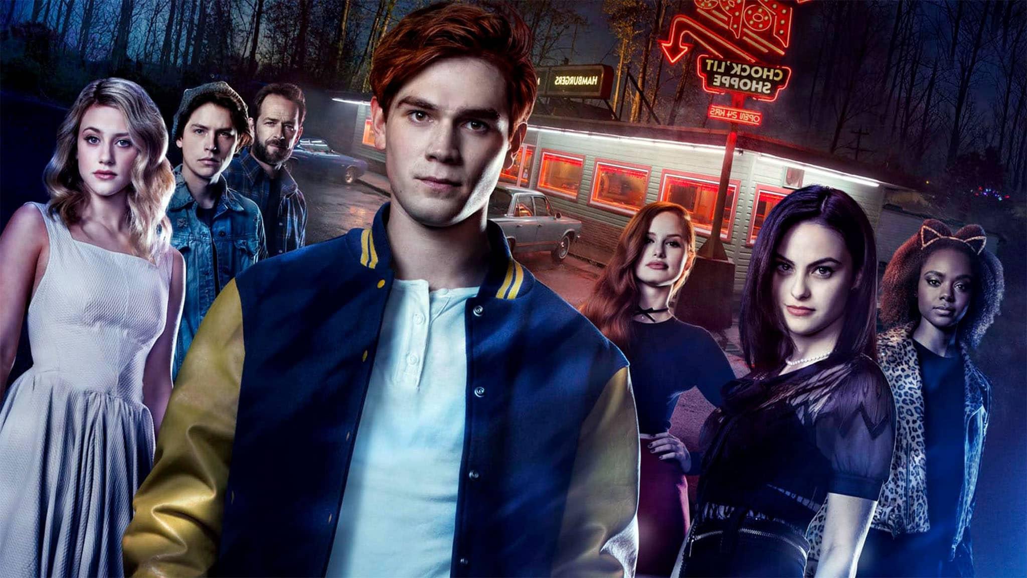 مسلسل Riverdale الموسم الخامس مترجم