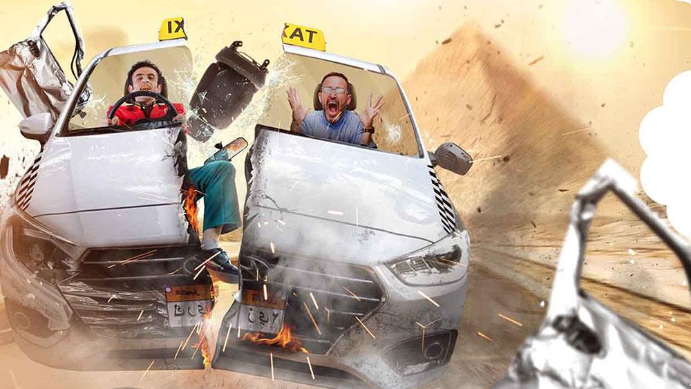 برنامج كريزي تاكسي الموسم الثاني