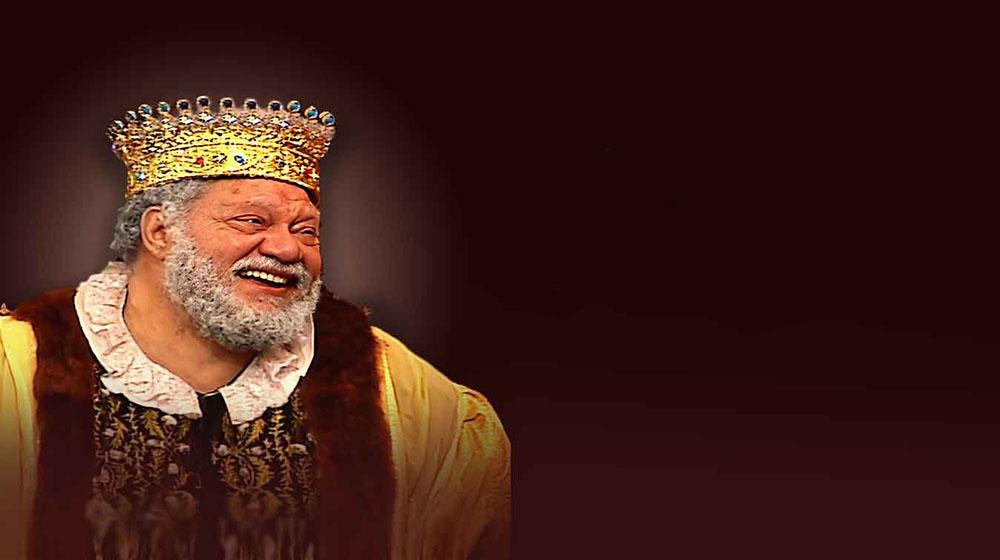مسرحية الملك لير 2001