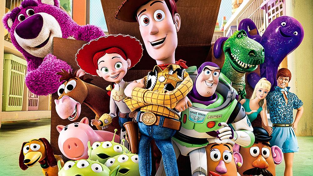 فيلم Toy Story 3 2010 مدبلج