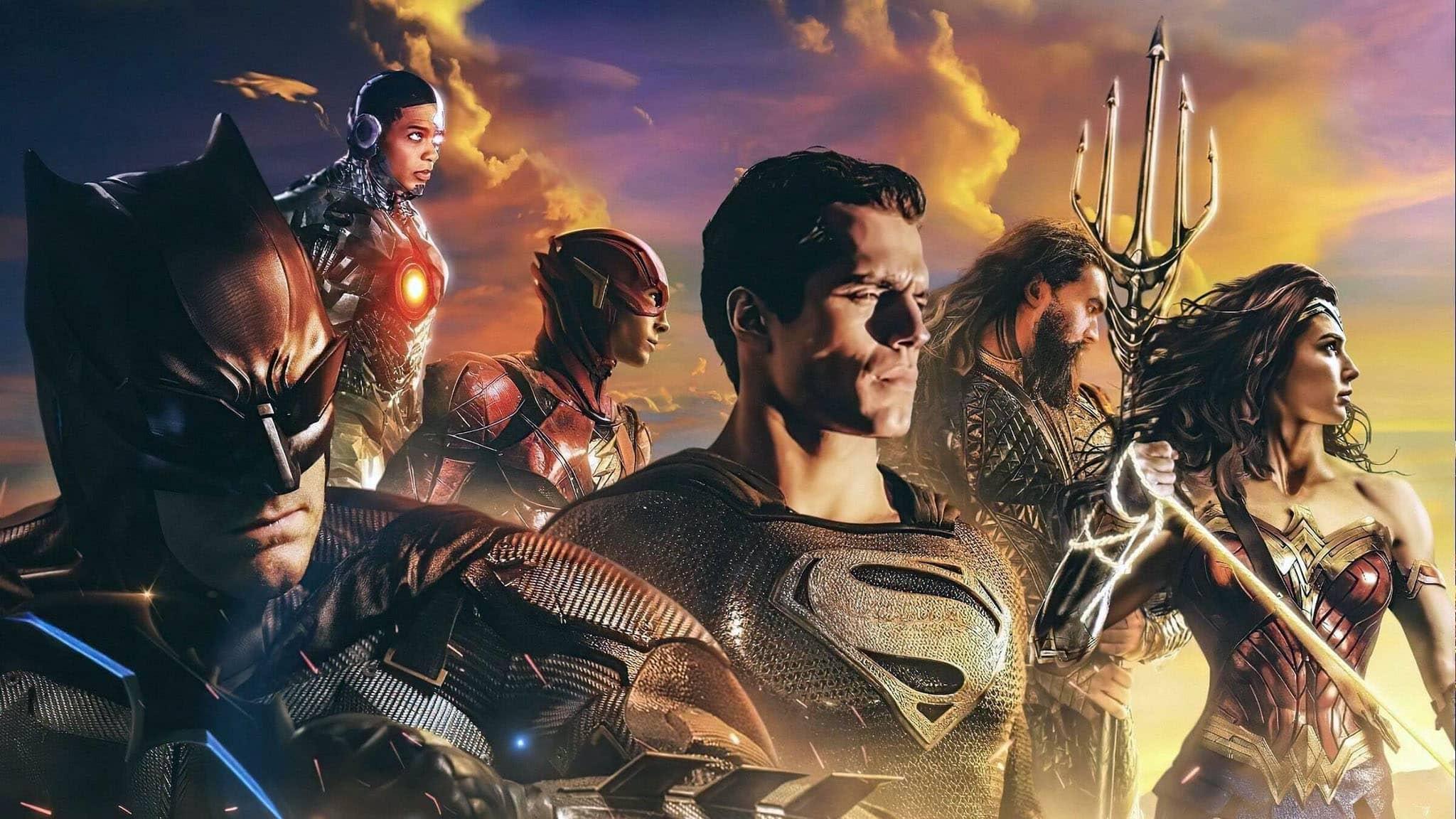 فيلم Zack Snyder's Justice League 2021 مترجم