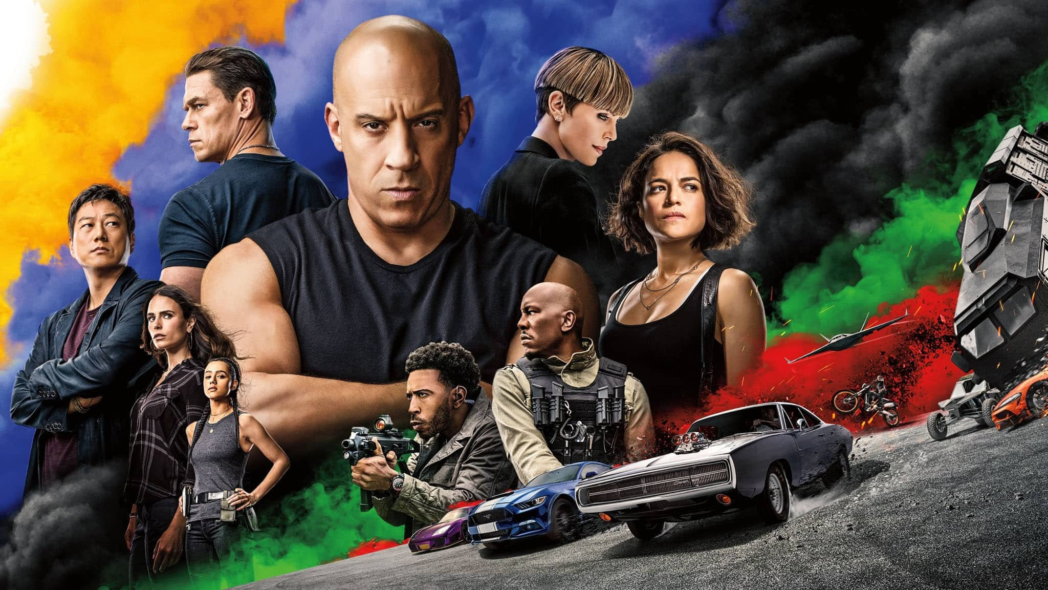 فيلم F9: The Fast Saga 2021 مترجم