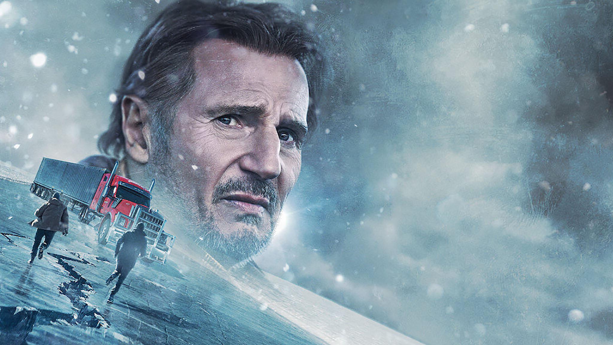 فيلم The Ice Road 2021 مترجم