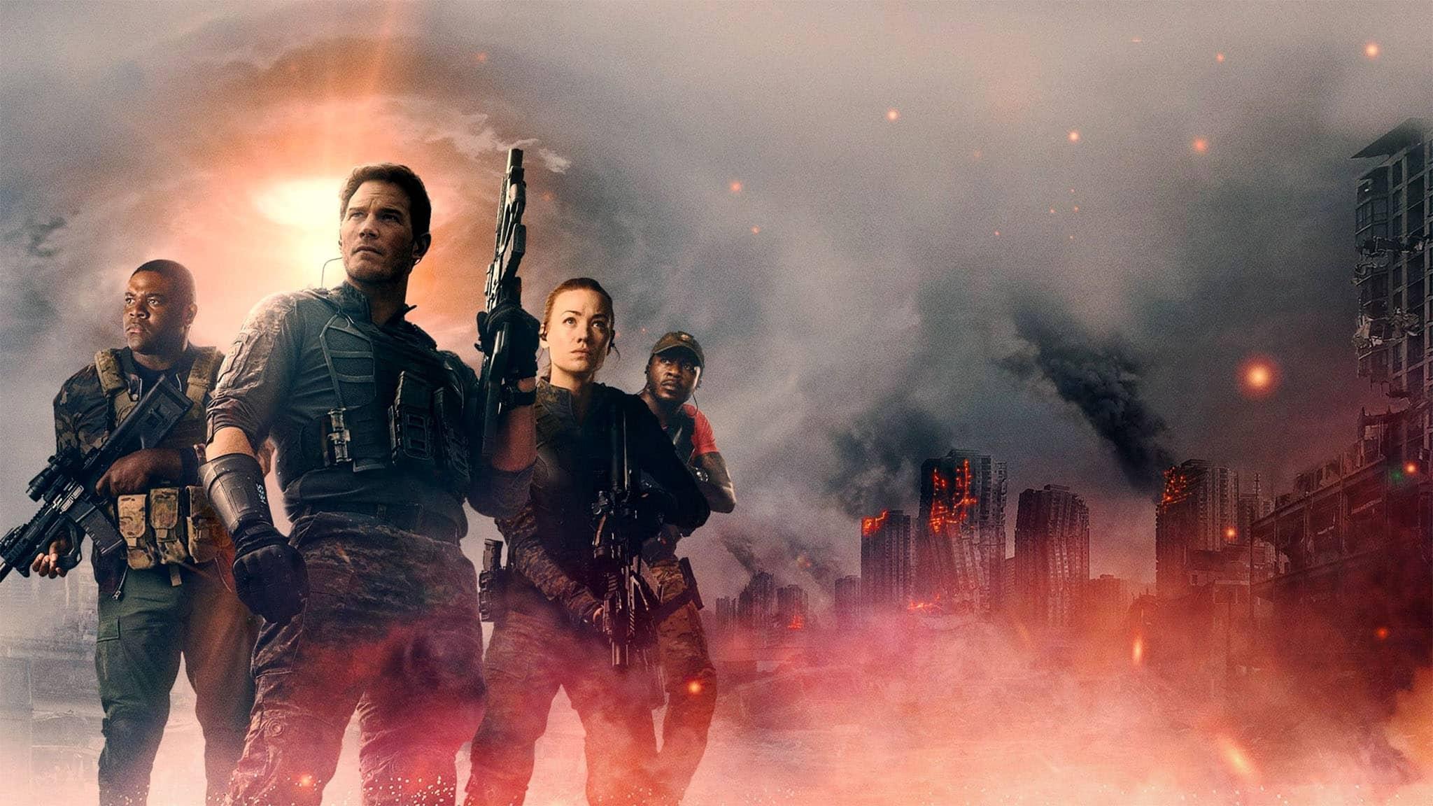 فيلم The Tomorrow War 2021 مترجم