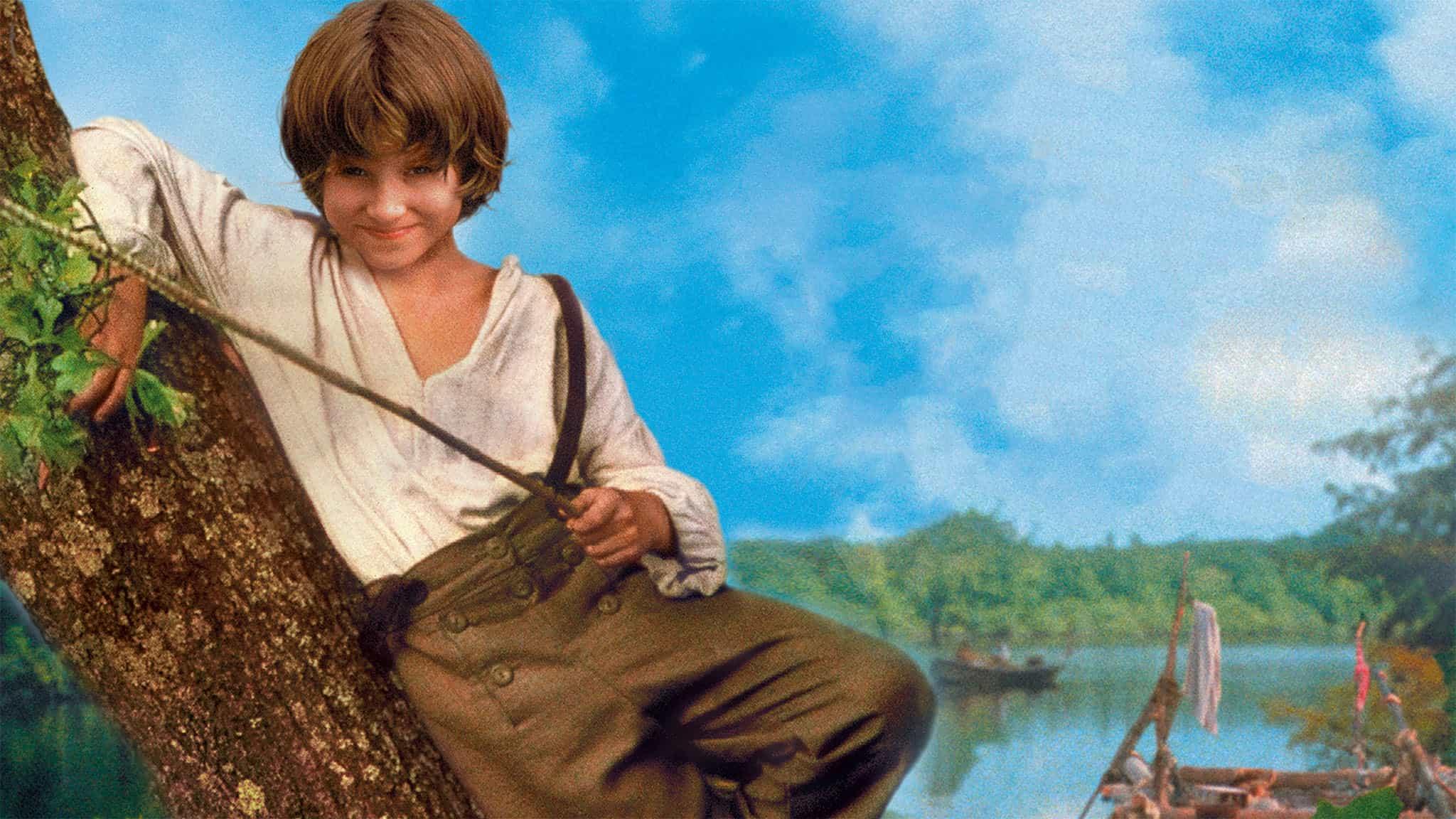 فيلم The Adventures of Huck Finn 1993 مترجم