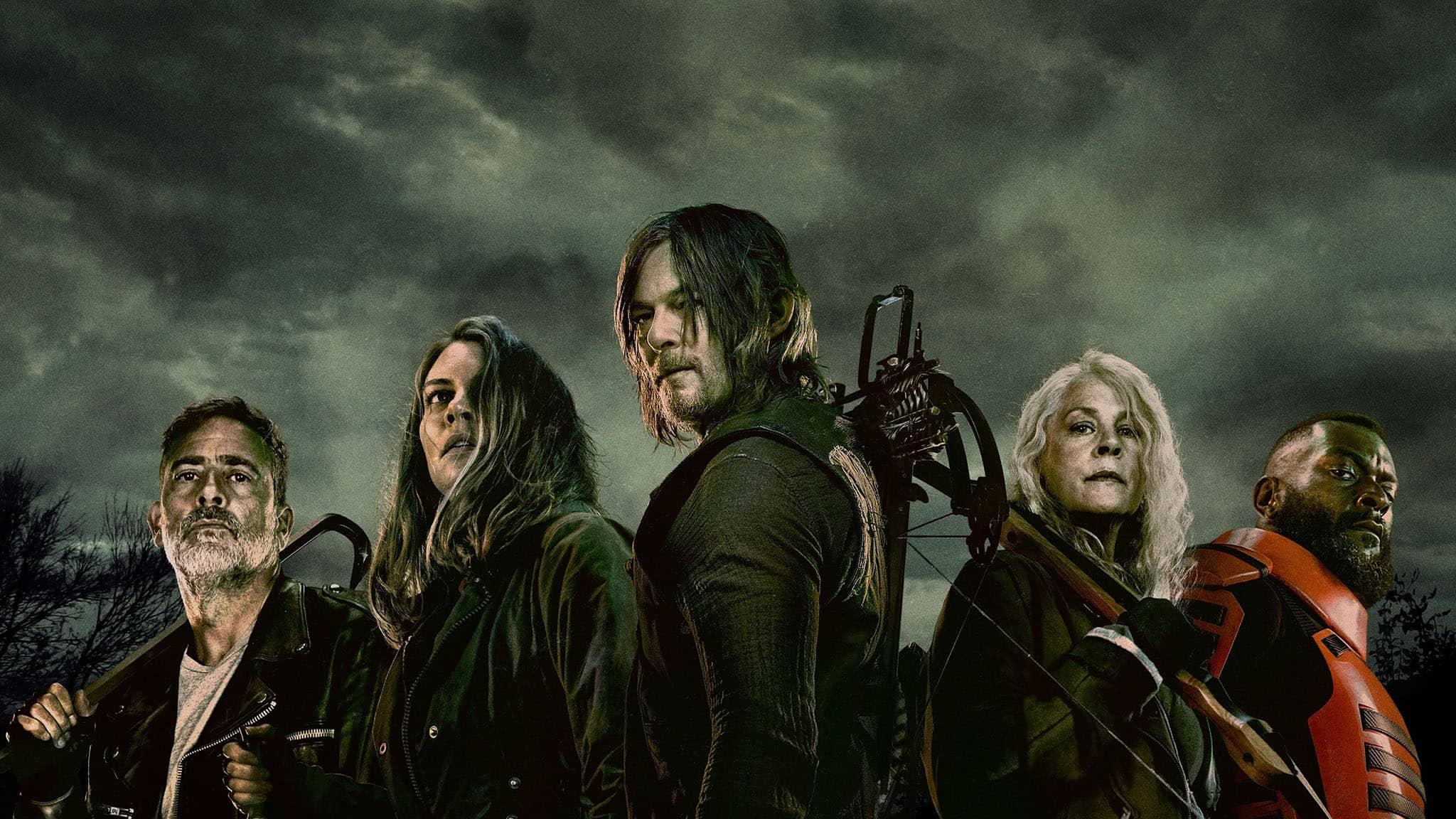 مسلسل The Walking Dead الموسم الحادي عشر مترجم
